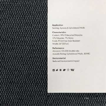 A guide to reading fabric labels