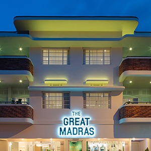 The Great Madras
